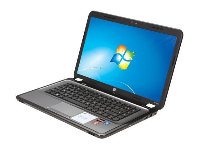 HP Laptop Pavilion g6-1b60us AMD A4-Series A4-3300M (1.9 GHz) 4 GB Memory 500 GB HDD AMD Radeon HD 6480G 15.6
