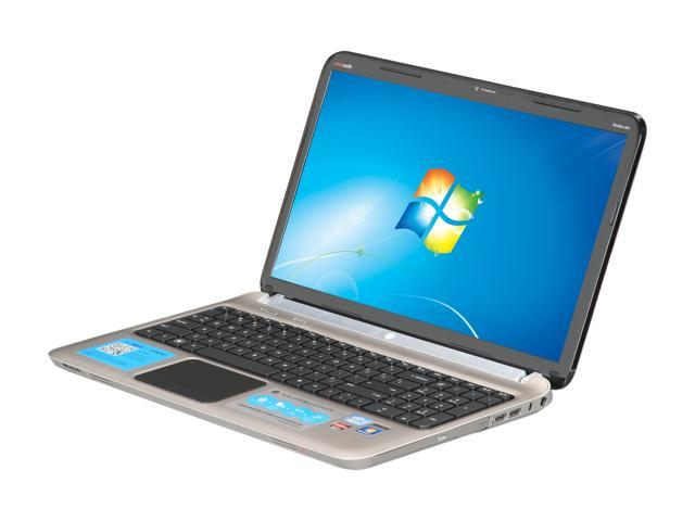 HP Laptop Pavilion dv6-6170us Intel Core i7 2630QM (2.00 GHz) 6 GB Memory 750 GB HDD AMD Radeon HD 6770M 15.6