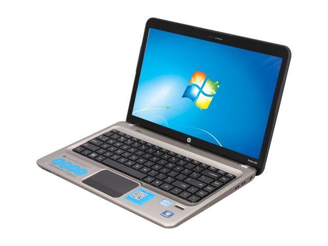 """HP Pavilion dm4-2050us 14.0"""" Windows 7 Home Premium 64-bit Laptop"""