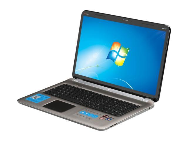 "HP Laptop Pavilion dv7-6165us AMD A8-Series A8-3500M (1.5 GHz) 6 GB Memory 640GB HDD AMD Radeon HD 6750M 17.3"" Windows 7 ..."