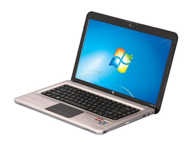 HP Laptop Pavilion dv6-3259wm AMD Phenom II Triple-Core P860 (2.0 GHz) 4 GB Memory 500 GB HDD ATI Radeon HD 4250 15.6
