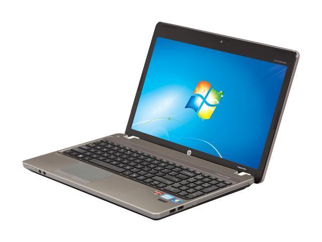 HP Laptop ProBook 4530s Intel Core i7 2630QM (2.00 GHz) 4 GB Memory 500 GB HDD AMD Radeon HD 6490M 15.6