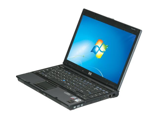HP Compaq Laptop 6910P Intel Core 2 Duo T7500 (2.20 GHz) 2 GB Memory 80 GB HDD 14.1