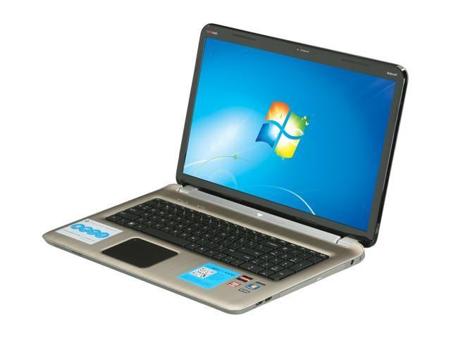 "HP Pavilion dv7-6c20us 17.3"" Windows 7 Home Premium 64-Bit Laptop"