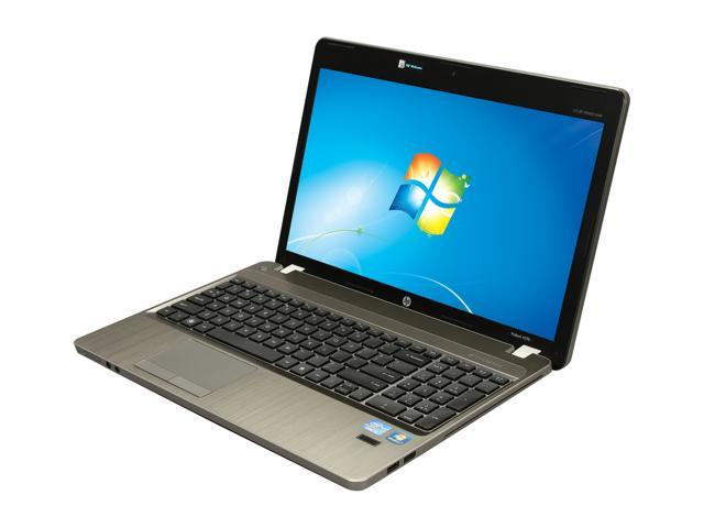 HP Laptop ProBook 4530s (A7K07UT#ABA) Intel Core i5 2450M (2.50 GHz) 4 GB Memory 500 GB HDD Intel HD Graphics 3000 15.6