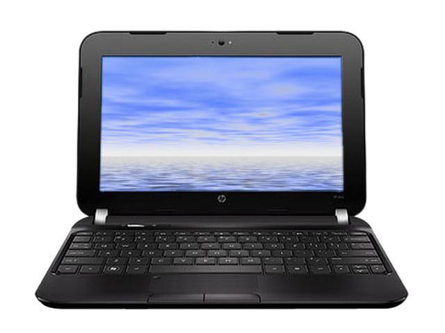HP Mini 1104 (A7K69UT#ABA) Black Intel Atom N2600(1.60 GHz) 10.1