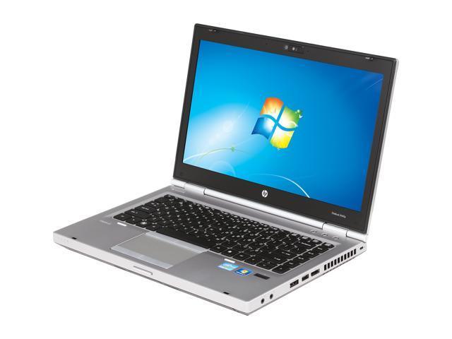 "HP EliteBook 8460p (LJ543UT#ABA) 14.0"" Windows 7 Professional 64-Bit Laptop"