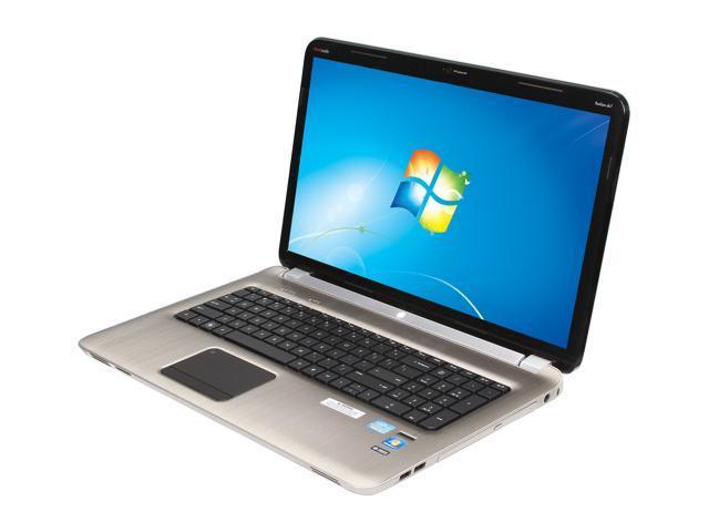 HP Laptop Pavilion DV7-6C80US Intel Core i5 2450M (2.50 GHz) 8 GB Memory 750 GB HDD Intel HD Graphics 3000 17.3