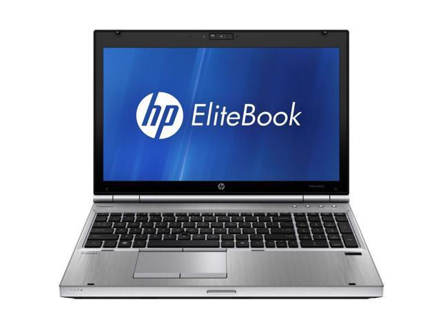 "HP EliteBook 15.6"" Windows 7 Professional Laptop"