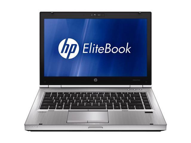 HP EliteBook 8460p SN595UP 14' LED Notebook - Core i7 i7-2620M 2.7GHz - Platinum