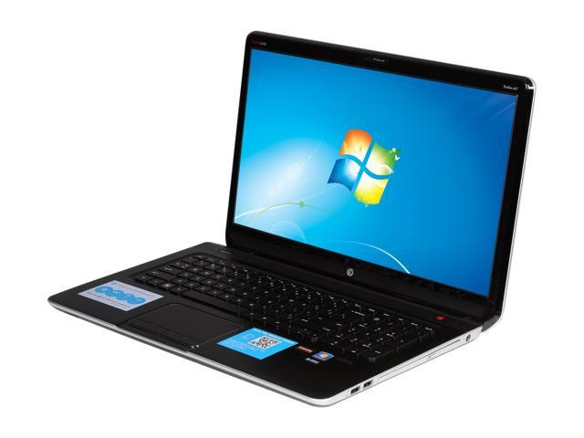 HP Laptop Pavilion dv7-7010us AMD A10-Series A10-4600M (2.30 GHz) 6 GB Memory 750 GB HDD AMD Radeon HD 7660G 17.3