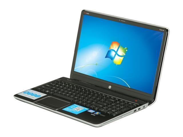 HP Laptop Pavilion dv6-7020us Intel Core i5 2450M (2.50 GHz) 6 GB Memory 750 GB HDD Intel HD Graphics 3000 15.6