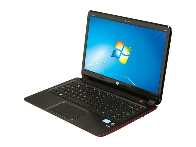 HP Sleekbook ENVY 4-1010US Intel Core i3 2377M (1.50 GHz) 4 GB Memory 500 GB HDD Intel HD Graphics 3000 14.0