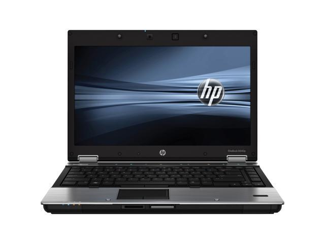 "HP EliteBook 14.0"" Windows 7 Home Premium Notebook"