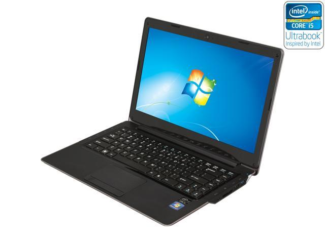"CyberpowerPC Gamer Zeus M3 Intel Core i5 16 GB Memory 240 GB SSD 14.1"" Ultrabook Windows 7 Home Premium 64-Bit"