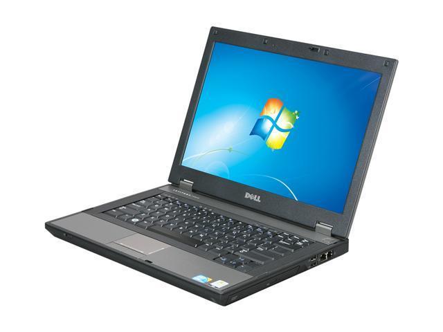 "DELL Latitude E5410 14.1"" Windows Vista Home Basic 32-bit Laptop"