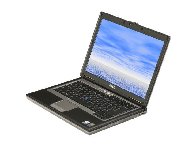 DELL Laptop Latitude D620 (D620 60gb XPP 1.8GHZ) Intel Core 2 Duo T5600 (1.83 GHz) 1 GB Memory 60 GB HDD 14.1