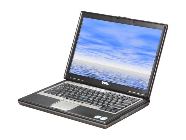 DELL Laptop Latitude D630 Intel Core 2 Duo T7250 (2.00 GHz) 2 GB Memory 80 GB HDD 14.1