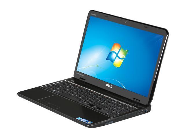 DELL Laptop Inspiron 15R (N5110) Intel Core i3 2310M (2.10 GHz) 4 GB Memory 500 GB HDD Intel HD Graphics 3000 15.6
