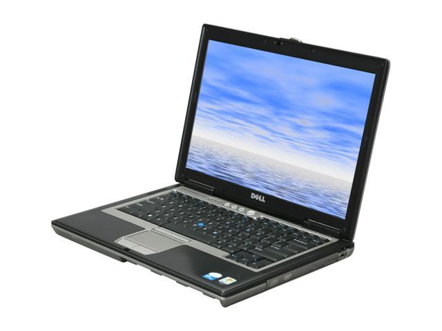 DELL Laptop Latitude D620 Intel Core 2 Duo 1.80 GHz 1 GB Memory 60 GB HDD 14.1