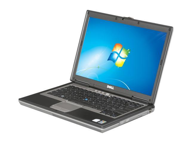 DELL Latitude D630 Intel Core 2 Duo 1.80GHz 14.1