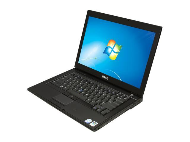 "DELL Laptop Latitude E6400 Intel Core 2 Duo 2.20 GHz 1 GB Memory 160 GB HDD 14.1"" Windows 7 Home Premium"
