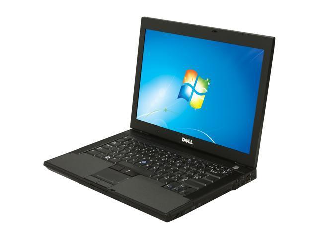 """DELL Latitude E6400 ASB 14.1"""" Windows 7 Home Premium 64-Bit Notebook with Armor Shield Black"""