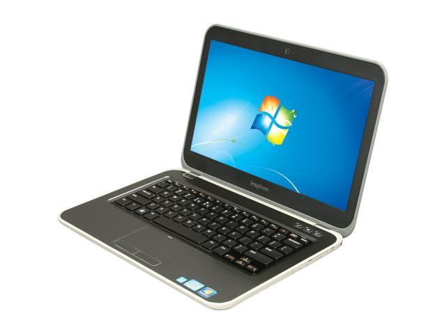 DELL Laptop Inspiron 13z (i13z-7729sLV) Intel Core i5 3317U (1.70 GHz) 6 GB Memory 500 GB HDD Intel HD Graphics 4000 13.0