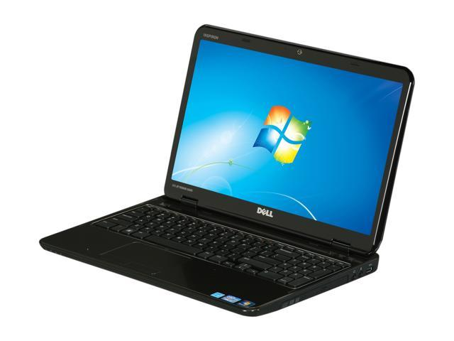 DELL Laptop Inspiron 15r-n5110 Intel Core i7 2670QM (2.20 GHz) 8 GB Memory 1 TB HDD NVIDIA GeForce GT 525M 15.6