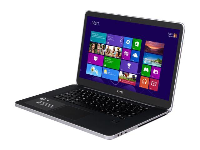 DELL Laptop XPS XPS 15 (XPS15-1579sLV) Intel Core i5 3210M (2.50 GHz) 6 GB Memory 500 GB HDD 32 GB SSD NVIDIA GeForce GT 630M 15.6