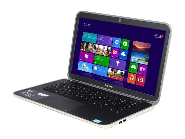 DELL Inspiron 15z (i15z-2300sLV) Gaming Laptop Intel Core i7 3517U (1.90 GHz) 8 GB Memory 500 GB HDD 32 GB SSD AMD Radeon HD 7570M 15.6