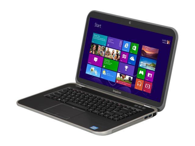 """DELL Inspiron 15R (i15R-2369sLV) 15.6"""" Windows 8 Laptop"""