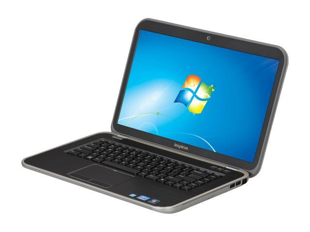DELL Laptop Inspiron 15R-5520 Intel Core i5 3210M (2.50 GHz) 8 GB Memory 1 TB HDD Intel HD Graphics 4000 15.6