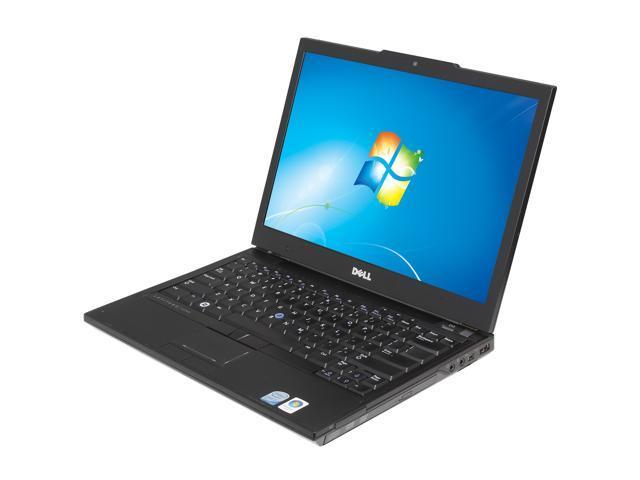 DELL Laptop Latitude E4300 Intel Core 2 Duo 2.40 GHz 2 GB Memory 60 GB HDD 13.3