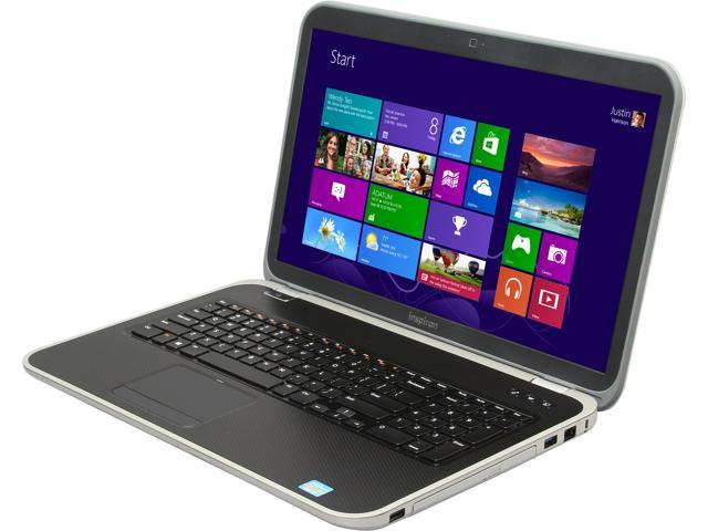 DELL Special Edition Notebook Inspiron 17R Intel Core i7 3630QM (2.40 GHz) 8 GB Memory 1 TB HDD NVIDIA GeForce GT 650M 17.3