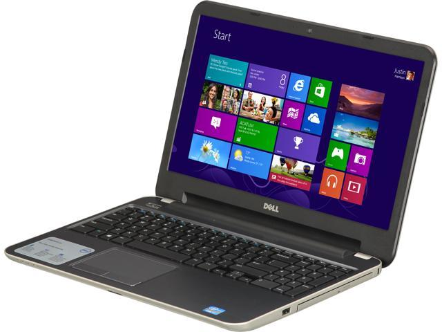 "DELL Inspiron 15R (i15RM-4390SLV) 15.6"" Windows 8 Laptop"