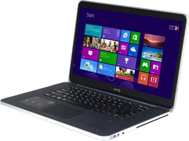 DELL XPS XPS15-1053sLV Ultrabook Intel Core i5 3230M (2.60 GHz) 500 GB HDD 32 GB SSD NVIDIA GeForce GT 630M 1 GB 15.6