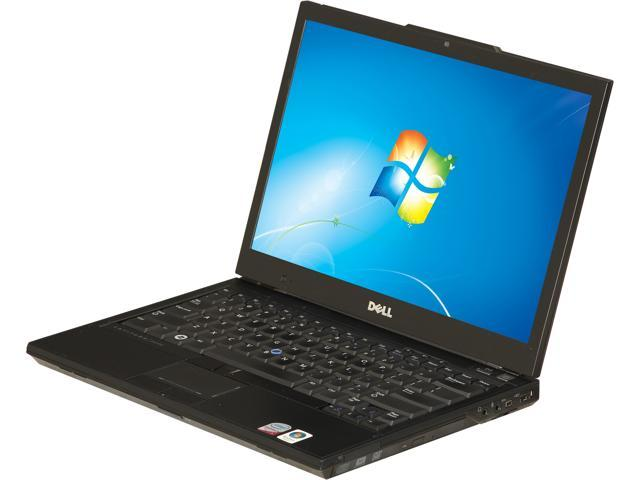 DELL Notebook (B Grade: Scratch and Dent) Latitude E4300 (NBDEE43M24MIEDG) Intel Core 2 Duo 2.40 GHz 4 GB Memory 160 GB HDD 14.1