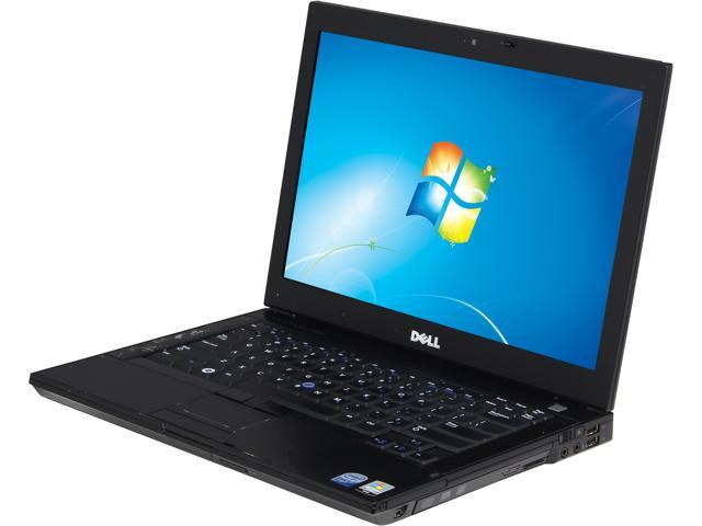 DELL Notebook (B Grade: Scratch and Dent) Latitude E6400 (NBDEE64M24MIEDG) Intel Core 2 Duo 2.40 GHz 4 GB Memory 160 GB HDD ...