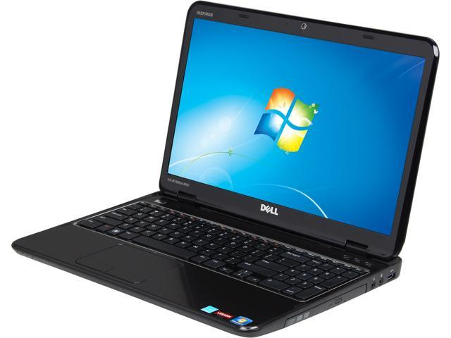 DELL Laptop Inspiron i15RM-1765BK AMD A4-Series A4-3305M (1.9 GHz) 4 GB Memory 500 GB HDD AMD Radeon HD 6480G 15.6