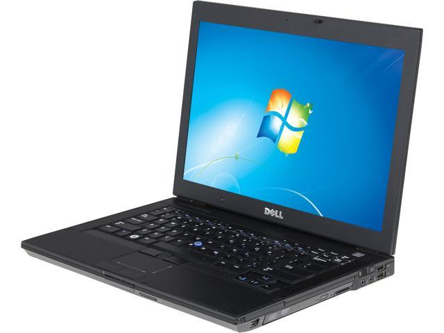 DELL Laptop Latitude E6400 Intel Core 2 Duo P8400 (2.26 GHz) 4 GB Memory 160 GB HDD 14.0