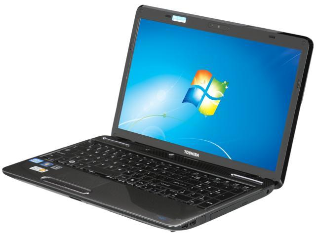 "TOSHIBA Laptop Satellite L655-S5161X Intel Core i3 2310M (2.10 GHz) 4 GB Memory 500 GB HDD Intel HD Graphics 3000 15.6"" Windows ..."
