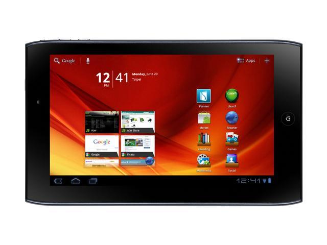 "Acer Iconia Tab A100-07RU80 8GB Flash 7.0"" Tablet"