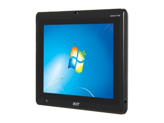 Acer Iconia Tab W500-BZ467 AMD Dual-Core Processor C-50(1.0GHz) 10.1