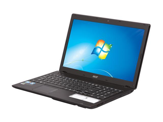 Acer Laptop Aspire AS5742G-6426 Intel Core i3 370M (2.40 GHz) 4 GB Memory 320 GB HDD NVIDIA GeForce GT 520M 15.6