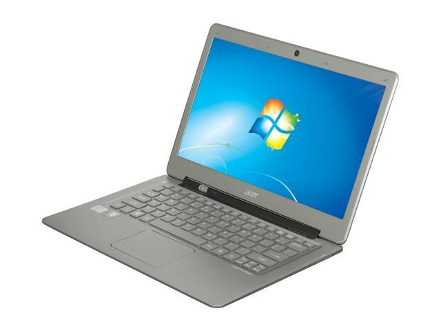 Acer Aspire S3-951-6432 Ultrabook Intel Core i7 2637M (1.70 GHz) 240 GB SSD Intel HD Graphics 3000 Shared memory 13.3