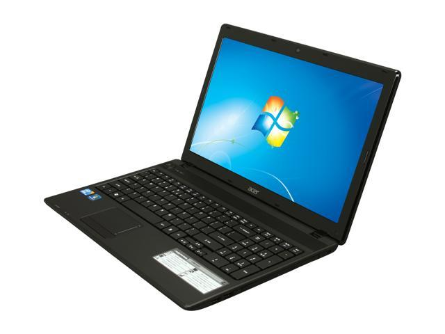 Acer Laptop Aspire AS5742-6331 Intel Core i3 370M (2.40 GHz) 4 GB Memory 640GB HDD Intel HD Graphics 15.6
