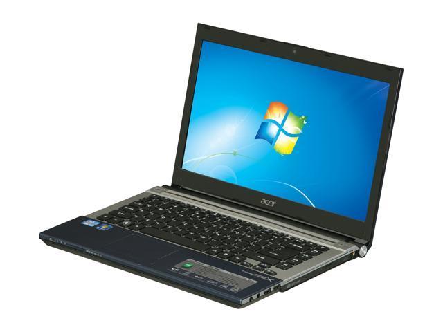 "Acer Laptop Aspire AS4830T-6682 Intel Core i3 2370M (2.40 GHz) 4 GB Memory 500 GB HDD Intel HD Graphics 3000 14.0"" Windows ..."