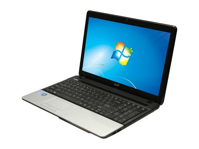 Acer Laptop Aspire E1-571-6650 Intel Core i3 2370M (2.40 GHz) 4 GB Memory 500 GB HDD Intel HD Graphics 3000 15.6