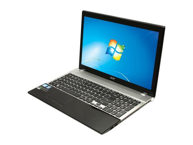 "Acer Aspire V3-571G-6602 15.6"" Windows 7 Home Premium 64-Bit Laptop"